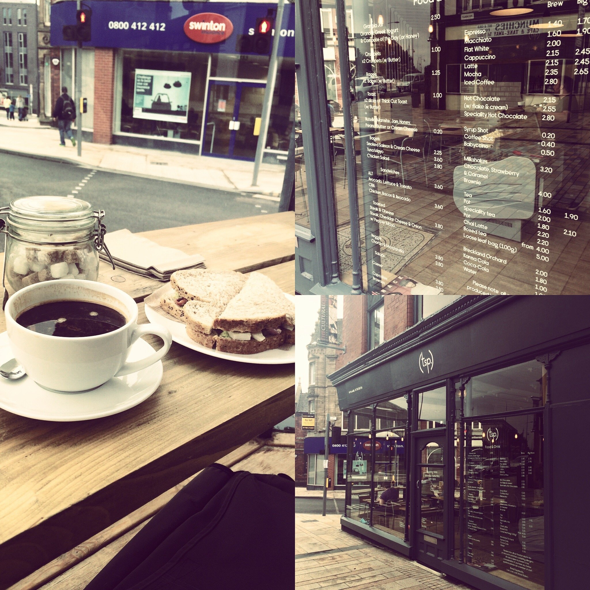 Finally A Decent Cafe In Hanley Stephen Oldham Solicitors