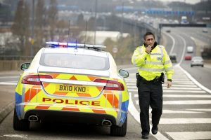 CMPG Officer by West Midlands Police