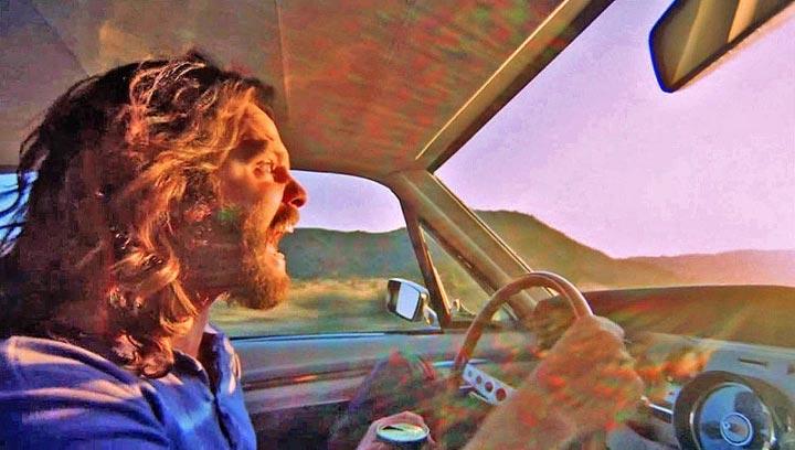 Jim Morrison Driving