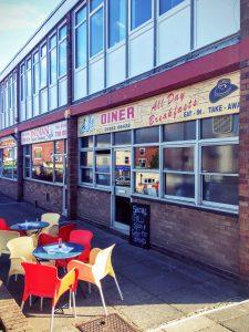 AJs Diner, Kidderminster